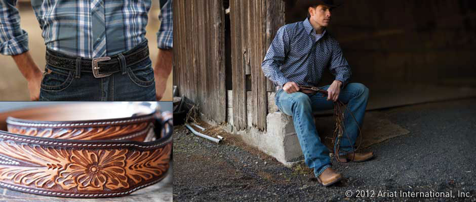 Mens Cowboy Boots and Accessories