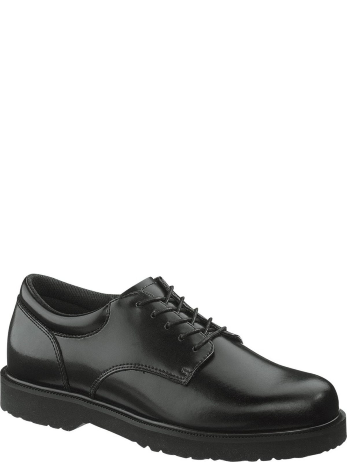 Bootamerica Bates Mens High Shine Duty Oxford Shoe E22233