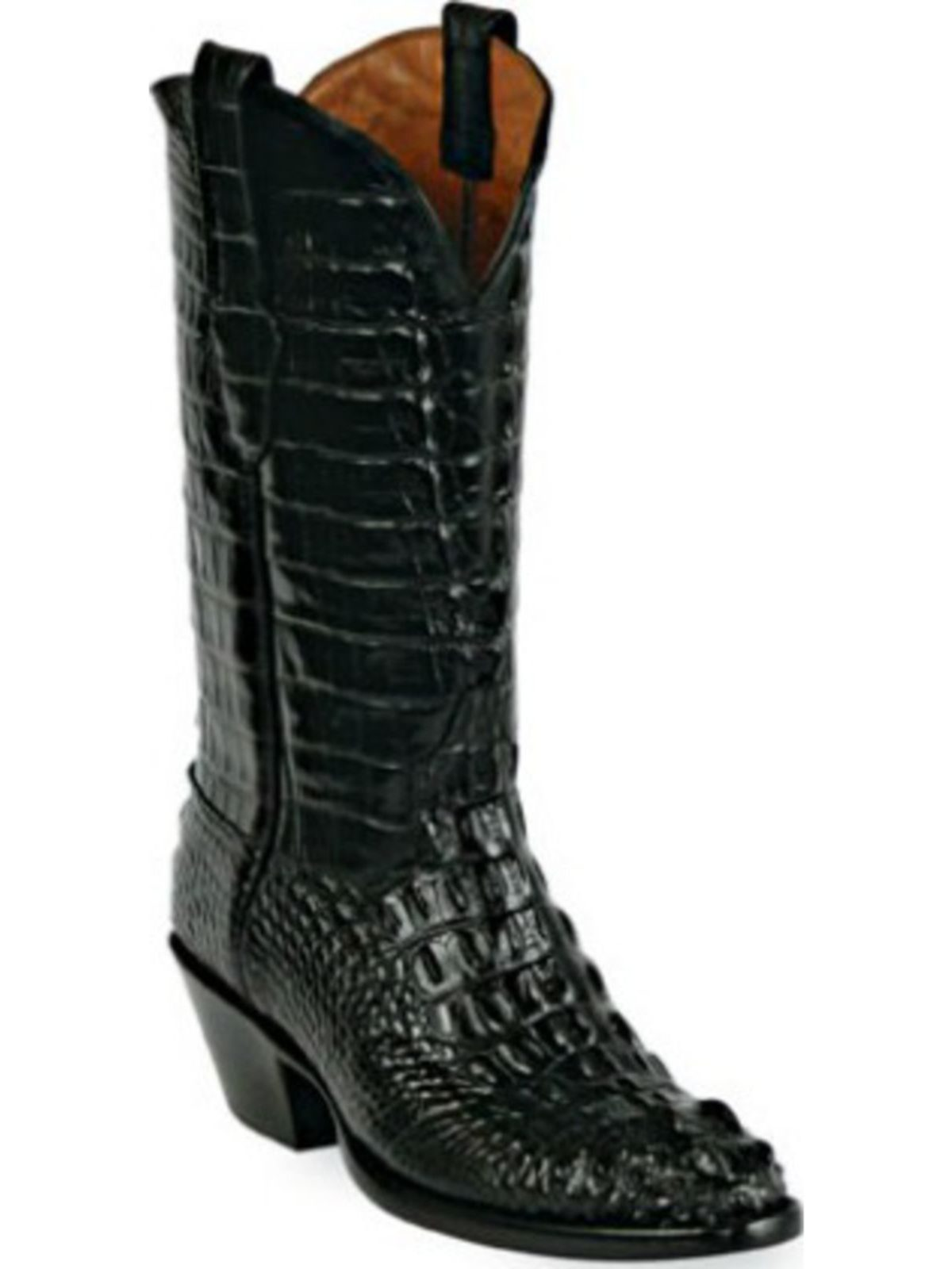 Black Dress Boots Mens