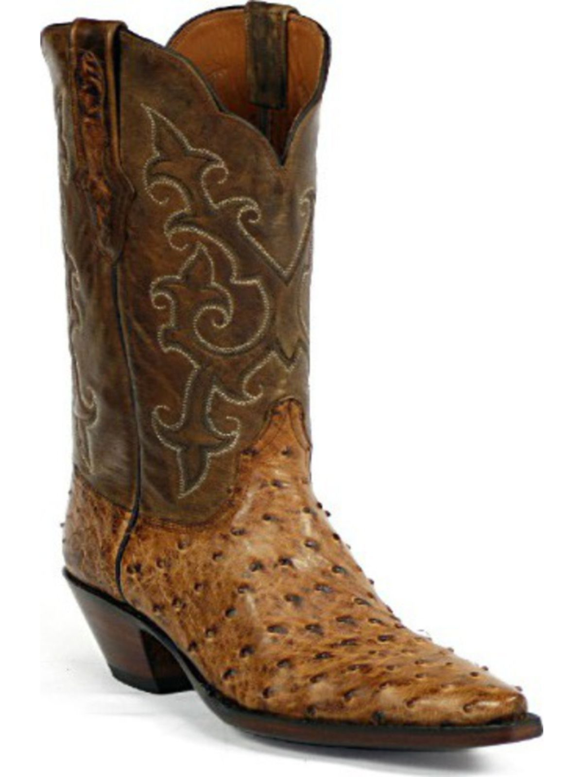 Bootamerica Black Jack Boots Billy Stitch 2 Full Quill