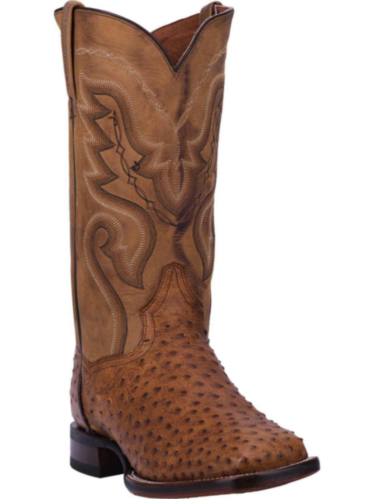 bb01421da26 Dan Post Mens Chandler Cowboy Certified Boots DP2984