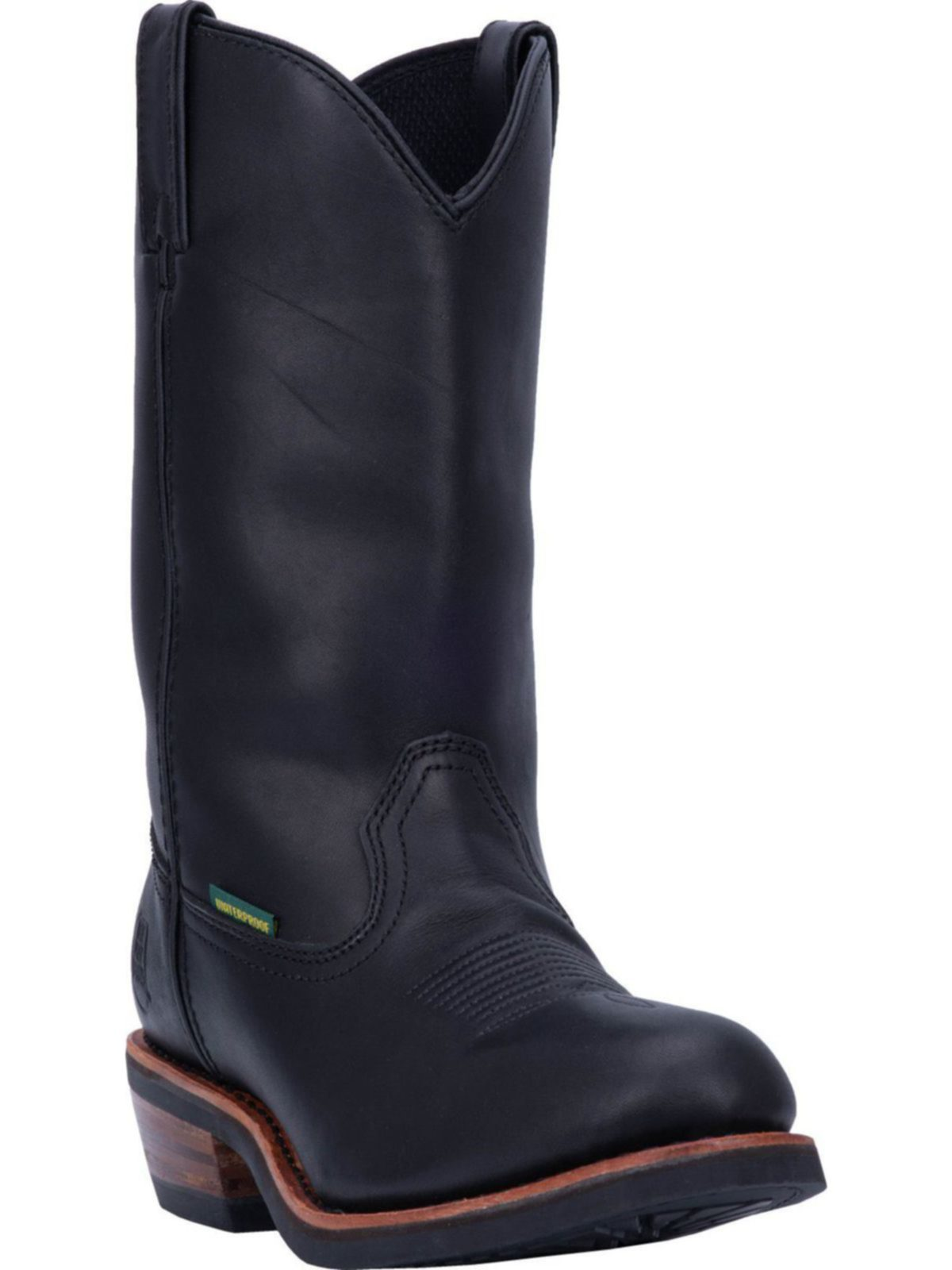 Bootamerica Dan Post Mens Albuquerque Waterproof Black