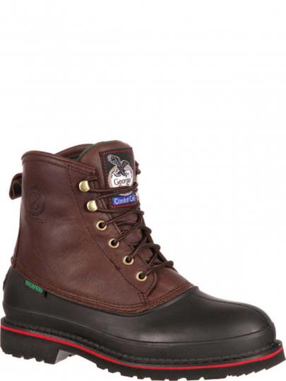 fe80bef33333 BootAmerica   Georgia Boot Muddog Waterproof Steel Toe Work Boot G6633