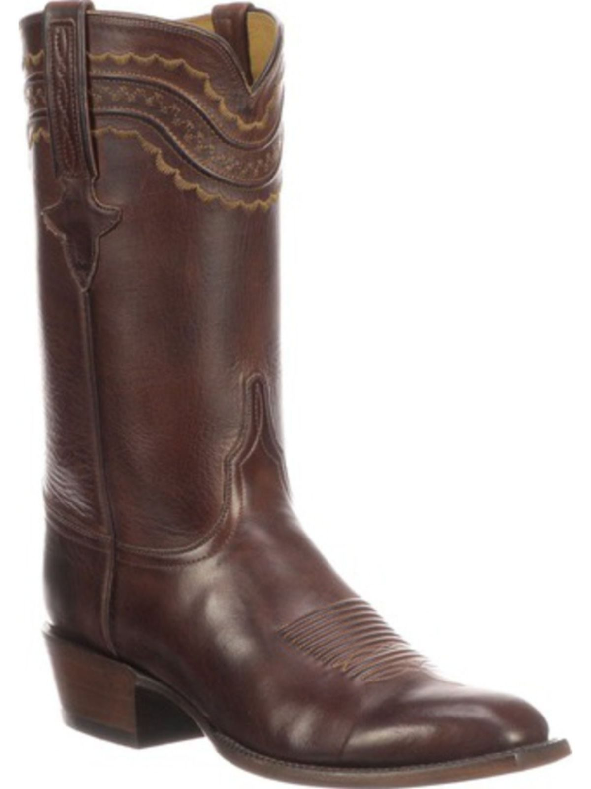 Bootamerica Lucchese Mens Devin Tan Ranch Hand Western