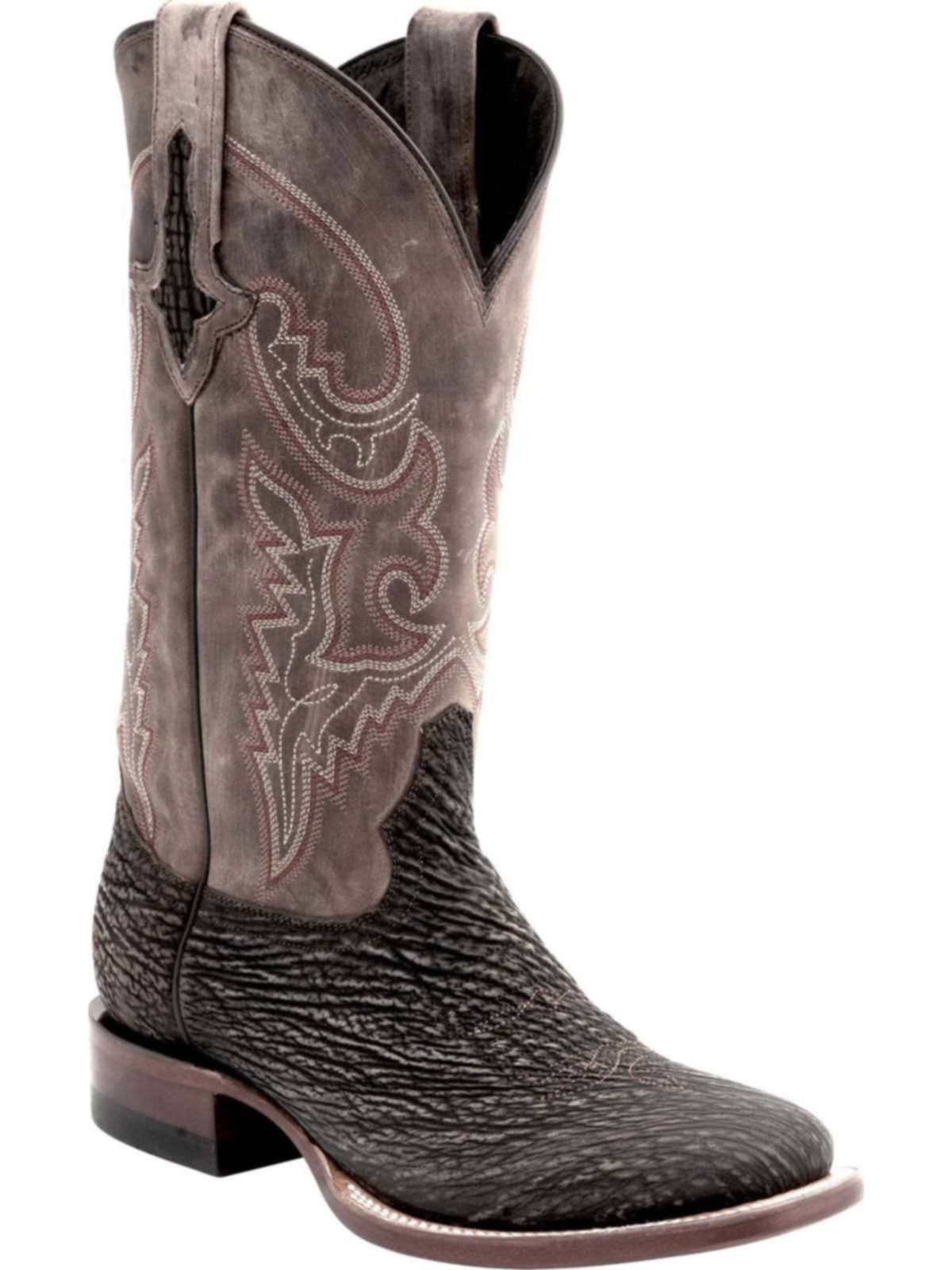 Bootamerica Lucchese Mens Ryan 1883 Chocolate Sanded