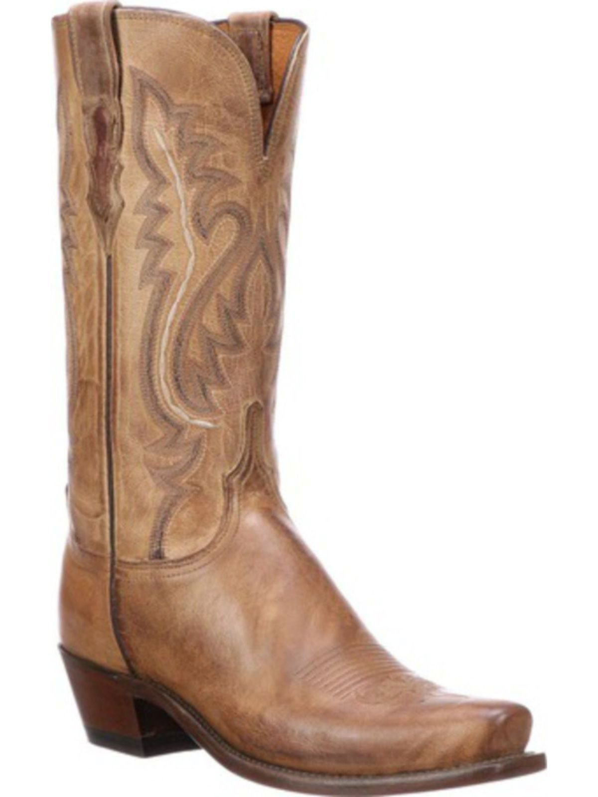 Bootamerica Lucchese Womens Cassidy Tan Goat Western