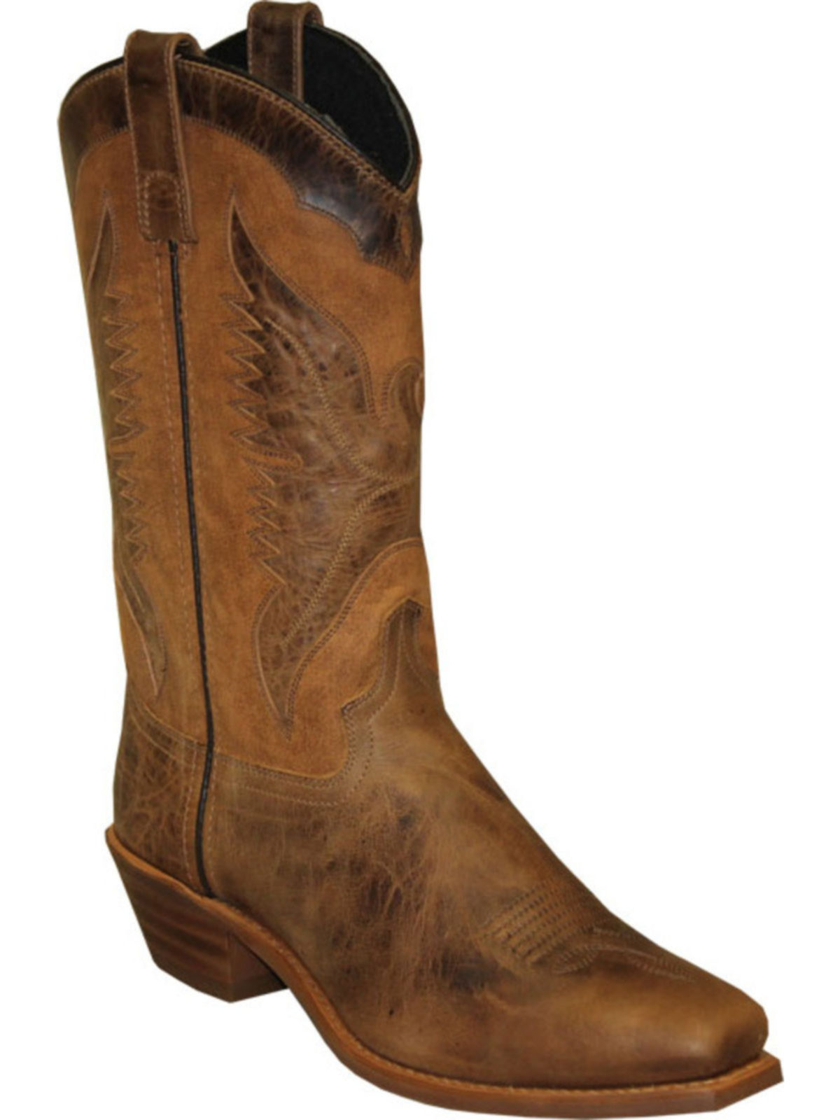 Bootamerica Sage Boots By Abilene Womens Tan Brown