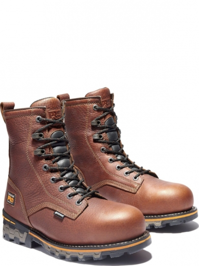 e3d94e28be70 BootAmerica   Timberland PRO 8 in Boondock Composite Toe Waterproof ...