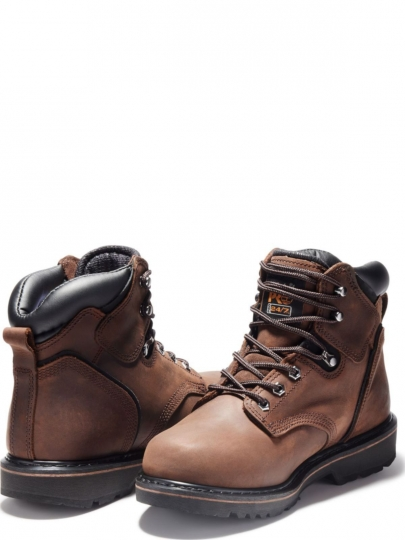 1ea68cd3daa Timberland Pro Mens Pit Boss 6 inch Soft Toe Boots TB033046214