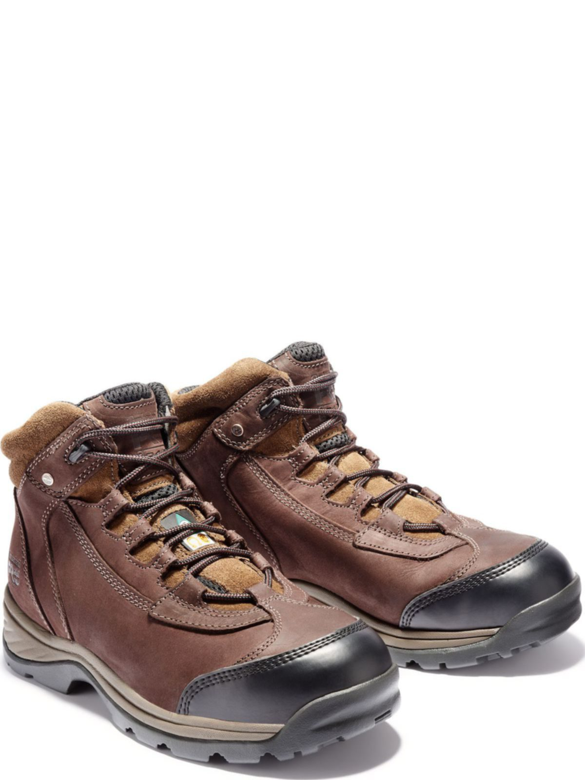 Bootamerica Timberland Pro Mens Ratchet Steel Safety Toe