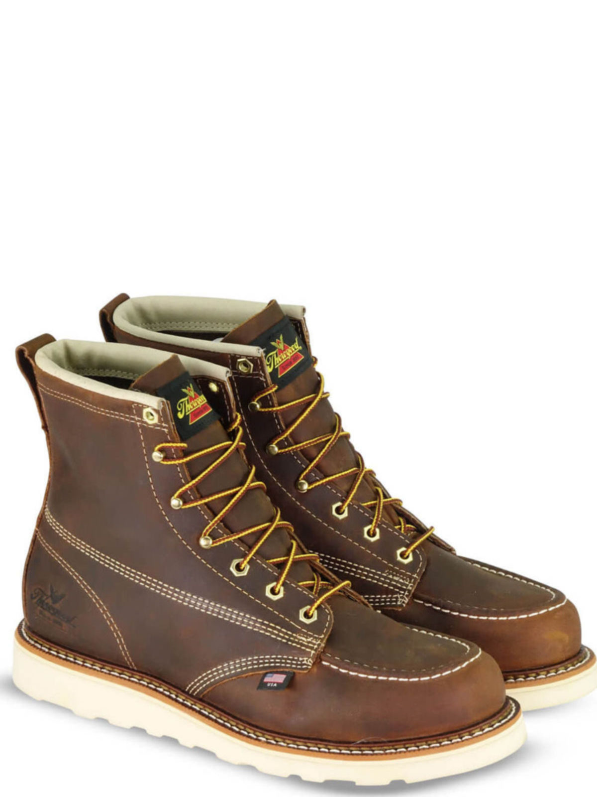 Bootamerica Thorogood Mens 6 Quot Moc Non Safety Toe Work