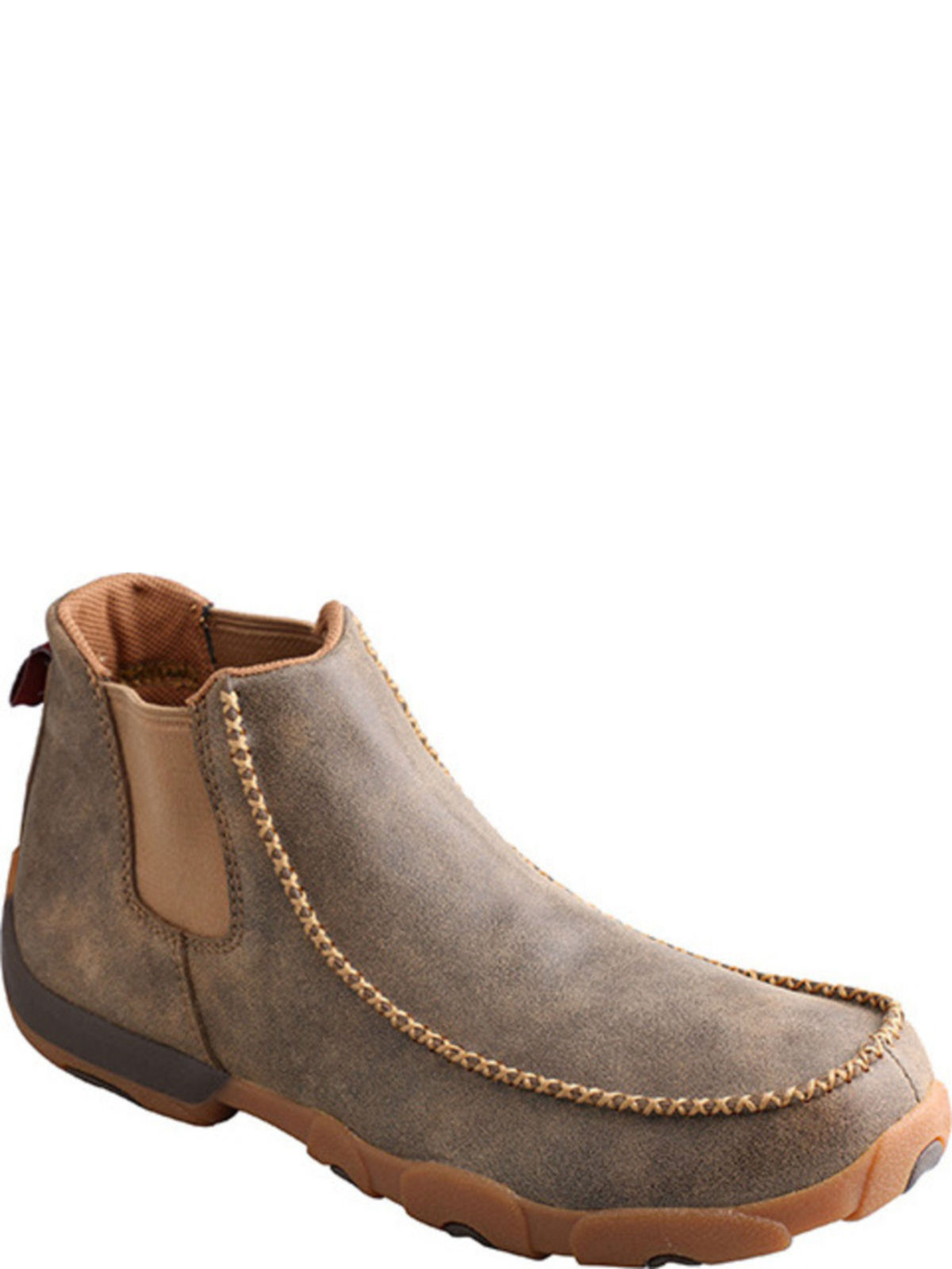 Bootamerica Twisted X Mens Twin Gore Driving Moccasin