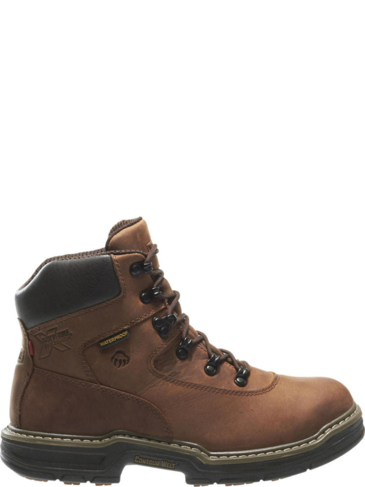 043fdb3a013 Wolverine Mens Marauder Waterproof Lace Up 6